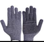 ถุงมือผ้าคอตตอน-เสริมจุดพีวีซี