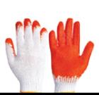 ถุงมือผ้าเคลือบยาง