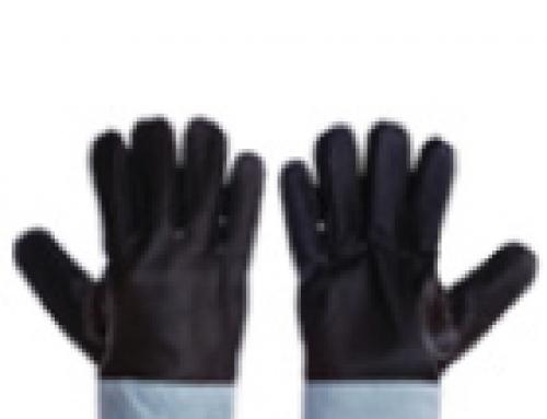 ถุงมือหนังเฟอร์นิเจอร์ 2 ด้าน